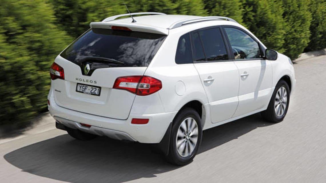 Renault koleos 2012 review