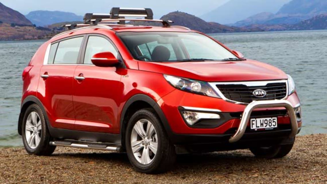 Used Kia Sportage Review: 2005 2007