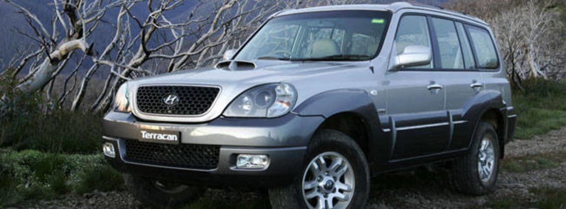 Used Hyundai Terracan Review 2001 2007
