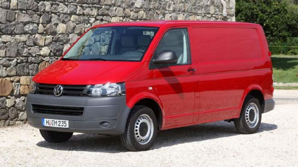 Car Volkswagen Transporter T5: characteristics, description and reviews of the owners