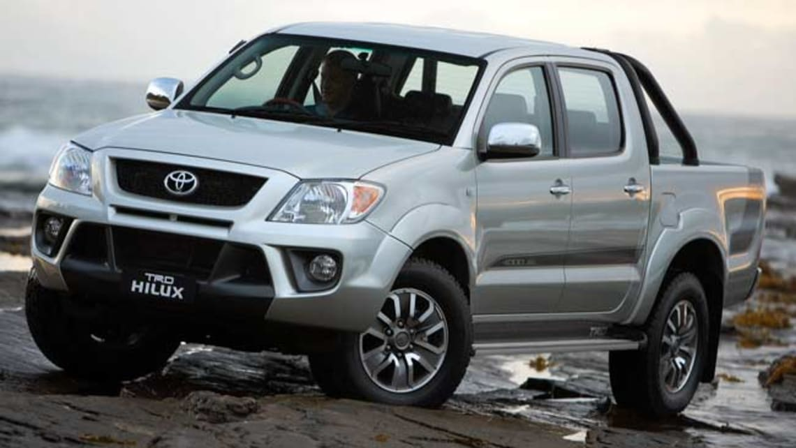 Used Toyota Hilux Review 2005 2009 Carsguide