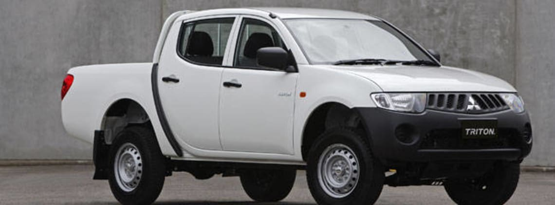 Used Mitsubishi Triton review: 2006-2008