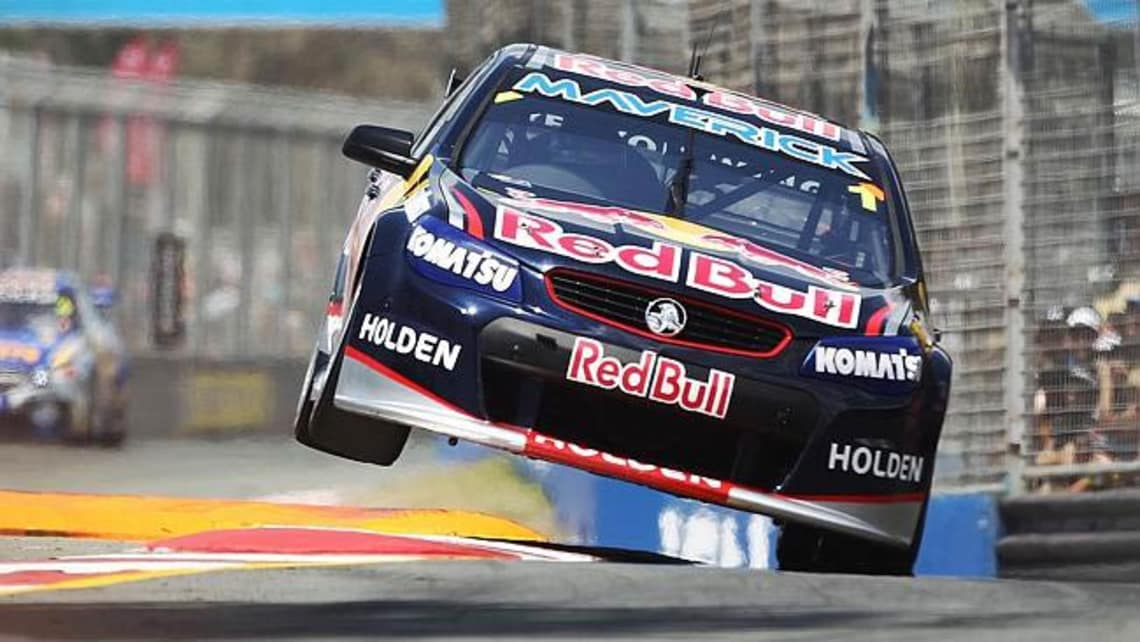 Is This The End Of V8 Supercars Car News Carsguide