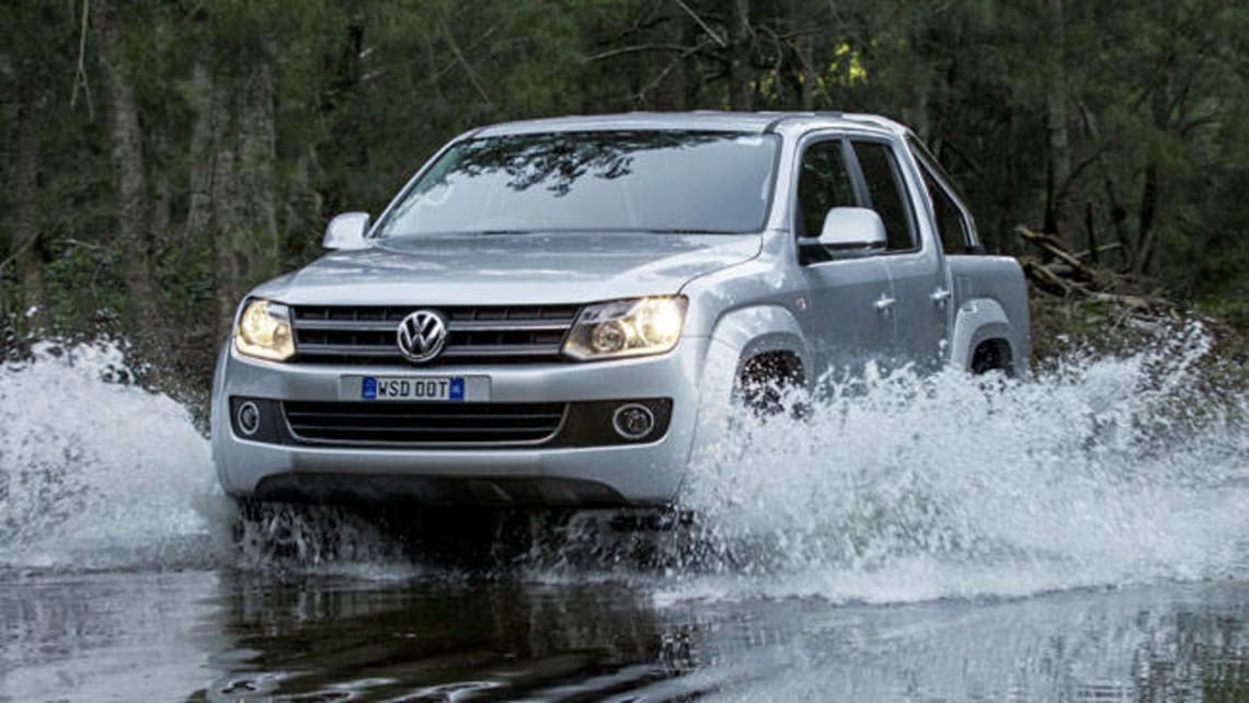 Volkswagen Amarok 2013 review