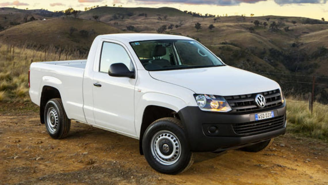 volkswagen amarok single cab 2012 review carsguide. Black Bedroom Furniture Sets. Home Design Ideas