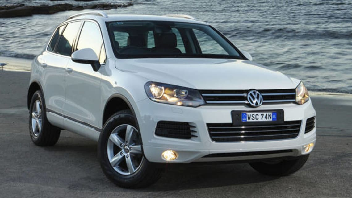 volkswagen touareg 2012 review carsguide. Black Bedroom Furniture Sets. Home Design Ideas