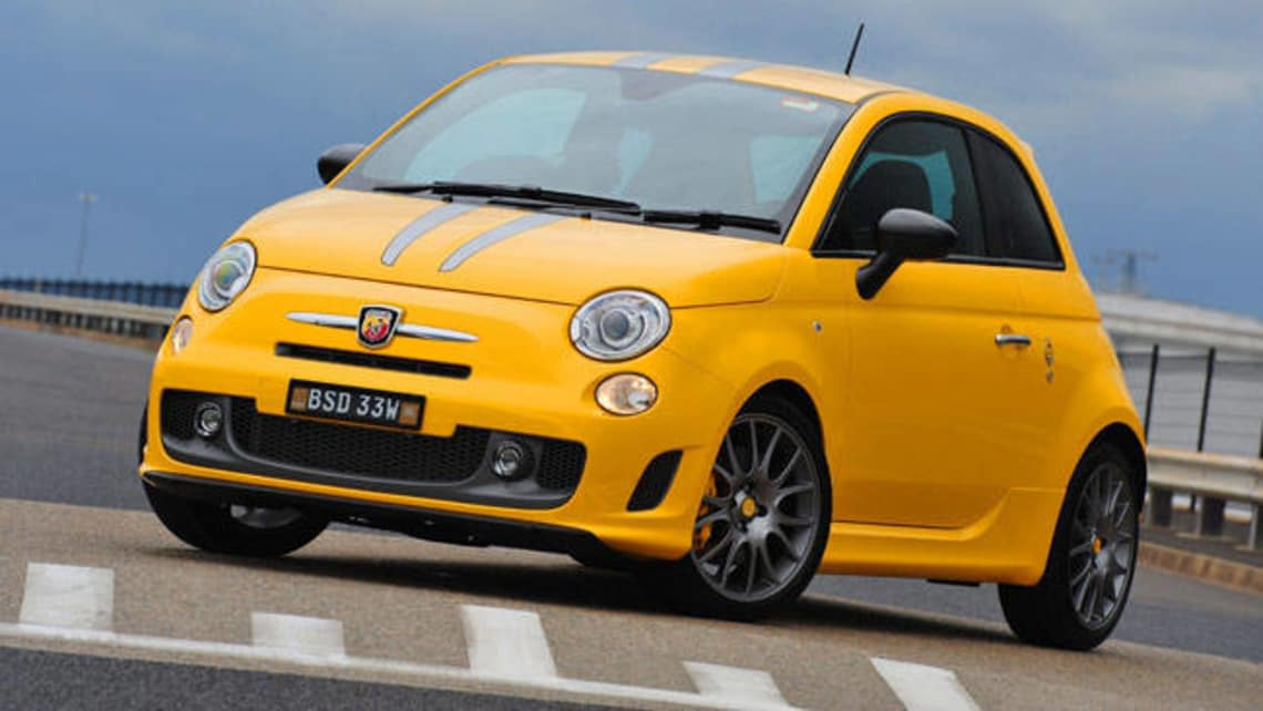 Abarth 695 Tributo Ferrari 2012 Review Carsguide