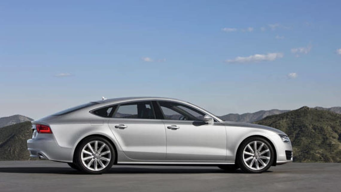 2011 Audi A7 Supercharged