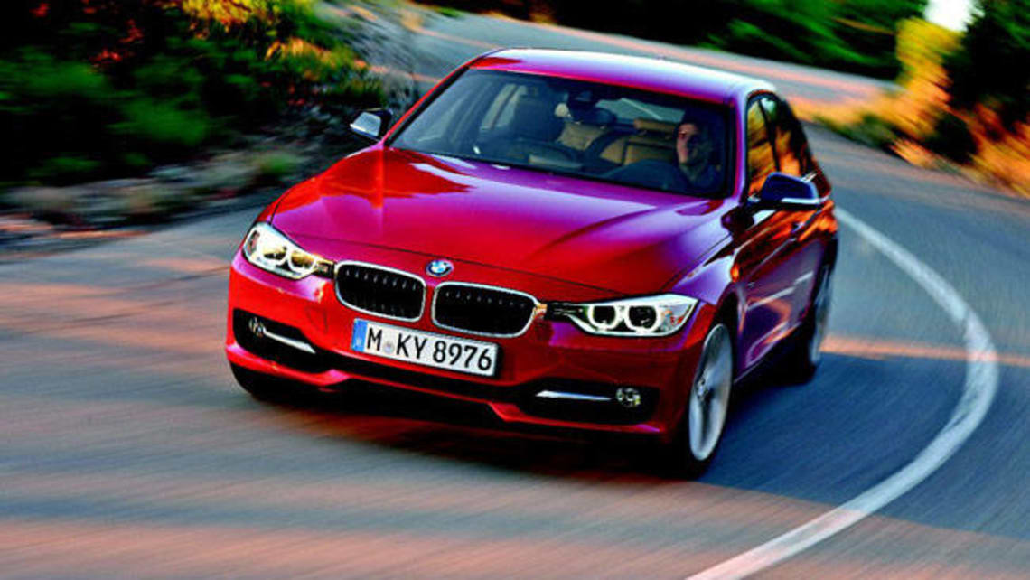 New Bmw 3 Series Gets Melbourne Livery Car News Carsguide