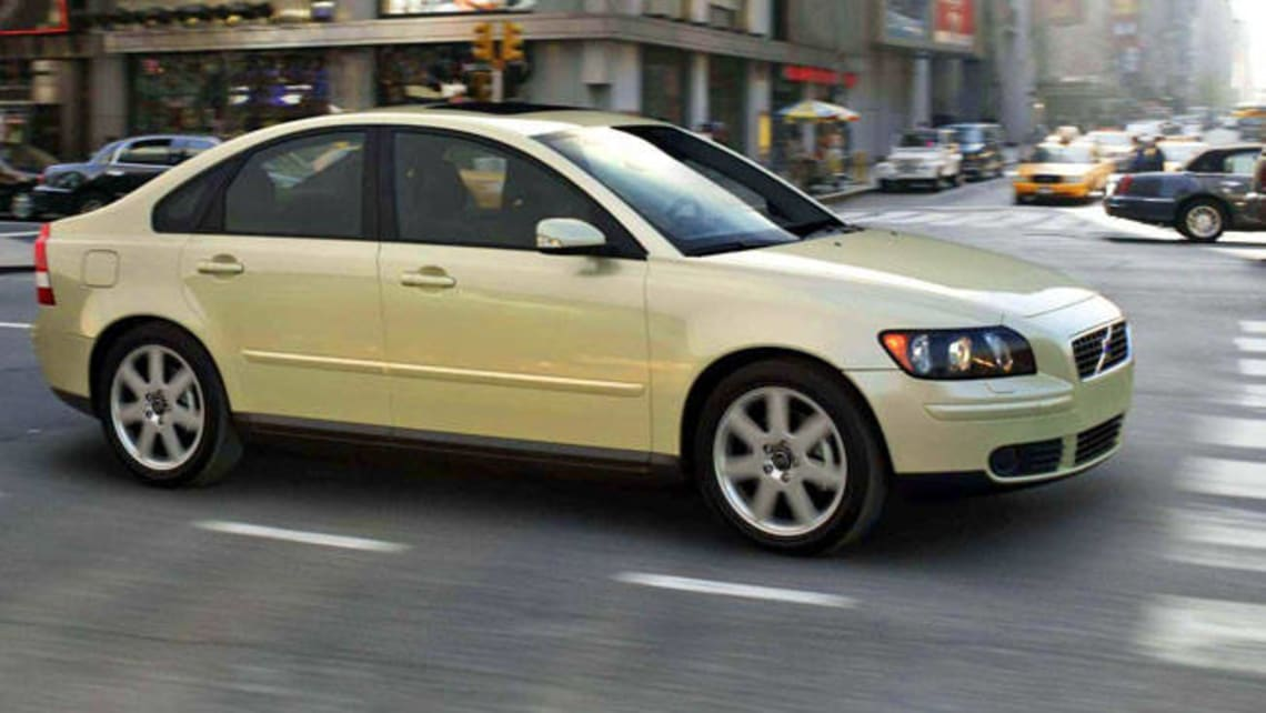 Used Volvo S40 review: 2004-2006 | CarsGuide