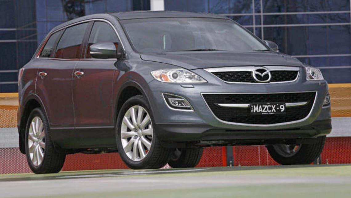 Nice Mazda CX 9 2WD 2011 Review
