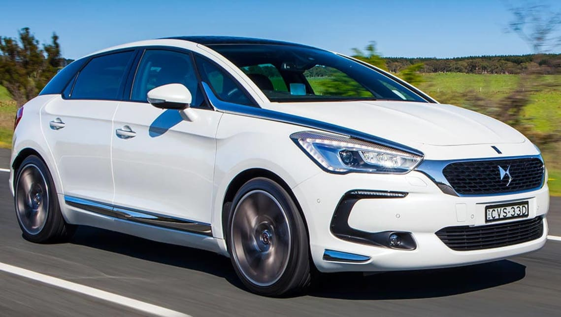 Citroen DS5 DSport 2015 review | CarsGuide