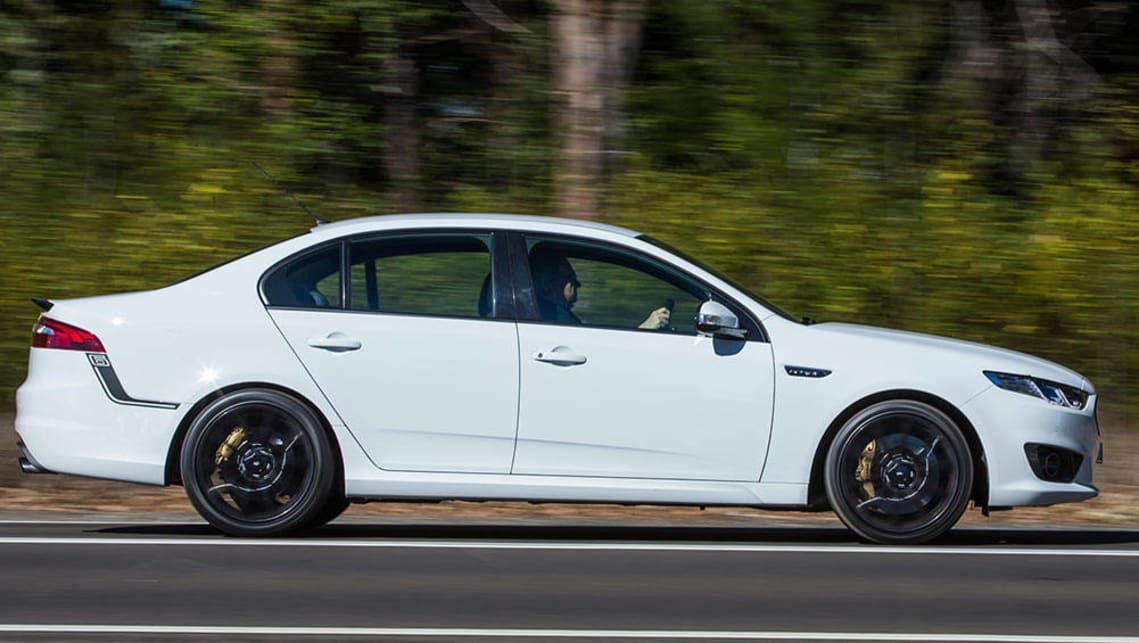 2016 Falcon XR6 Sprint.