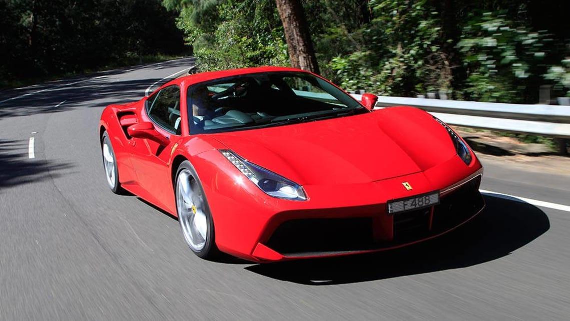 Ferrari 488 Gtb 2016 Review Carsguide