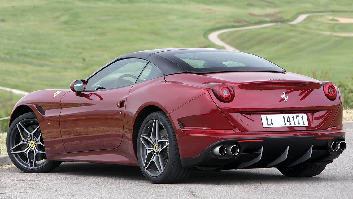 Ferrari California 2015 Review Carsguide