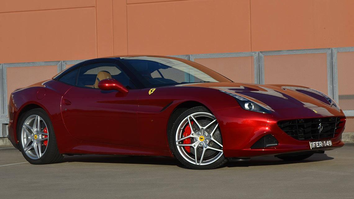 Ferrari california price