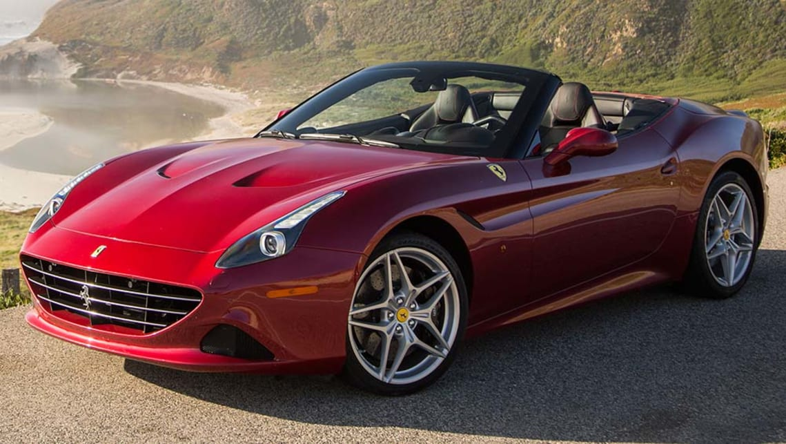Ferrari California T >> Ferrari California T 2016 Review Carsguide