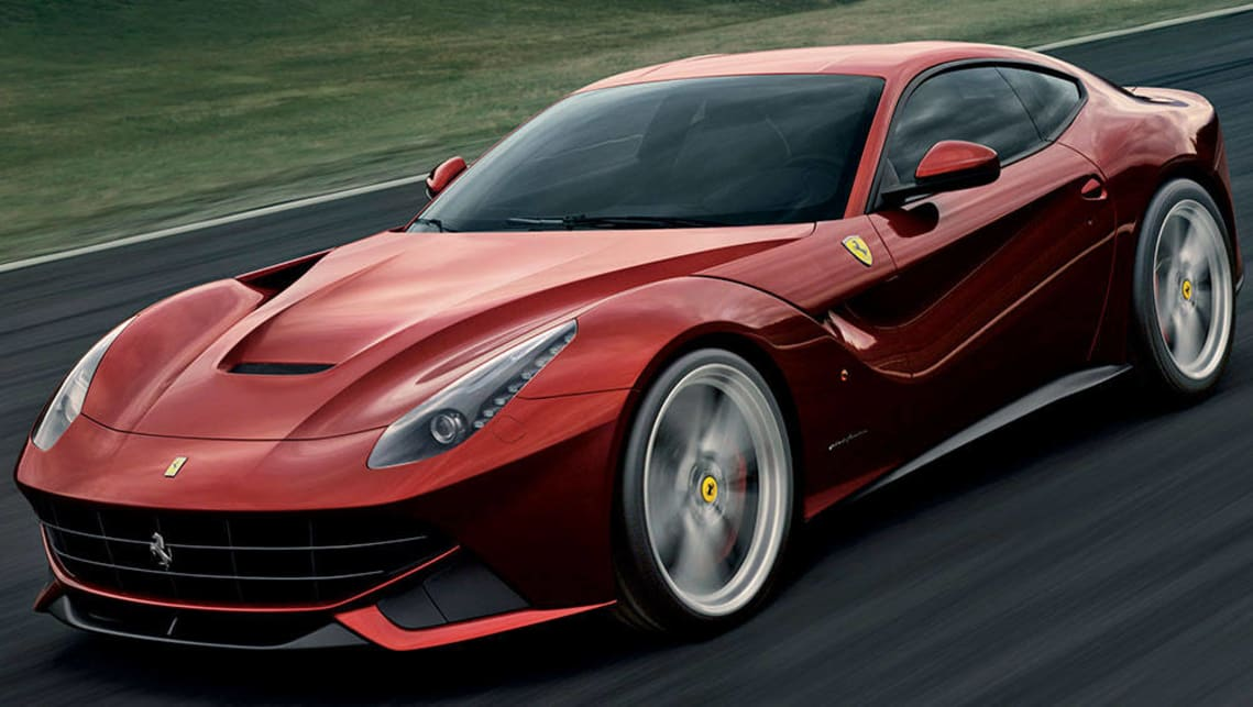 ferrari f12 berlinetta 2016 review carsguide. Black Bedroom Furniture Sets. Home Design Ideas
