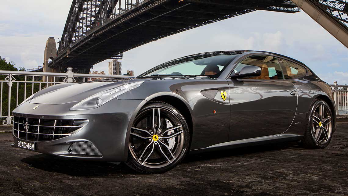 Ferrari Ff V12 Coupe 2015 Review Carsguide