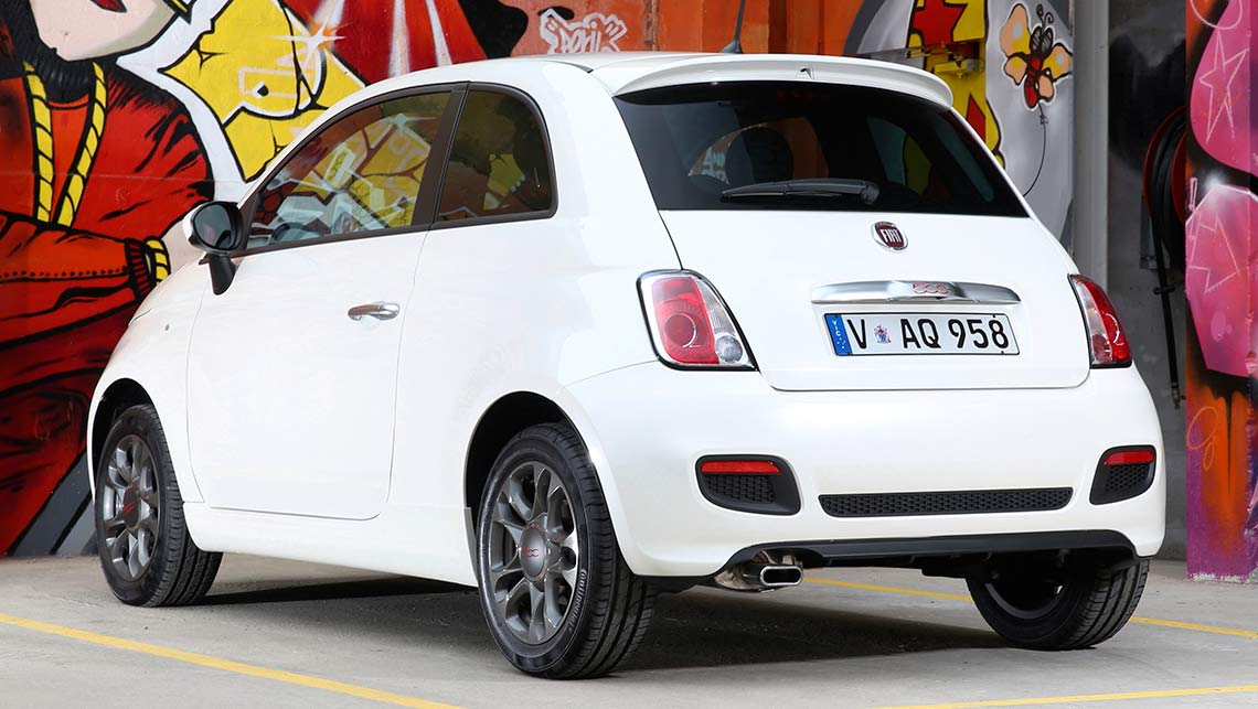 2014 fiat 500 s review carsguide. Black Bedroom Furniture Sets. Home Design Ideas