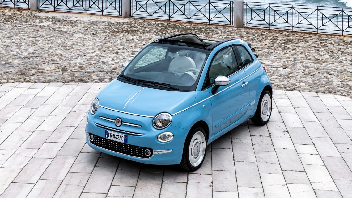 Limited Edition Fiat 500 Spiaggina 58 Revealed Car News Carsguide