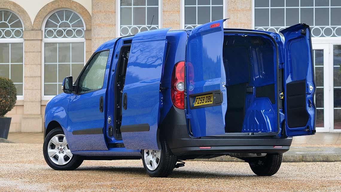 c0aca68aa8 ... 2014 Fiat Professional Doblo Van