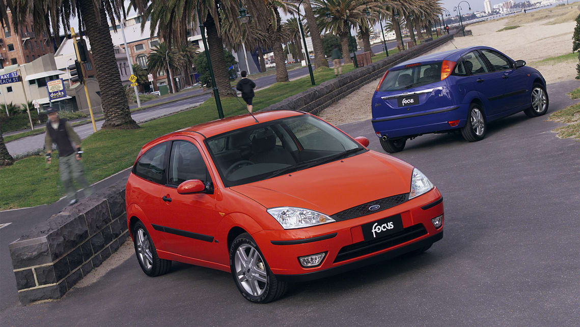 Used Ford Focus review: 2002-2005