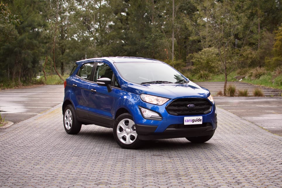 Ford EcoSport 2019 review: Ambiente