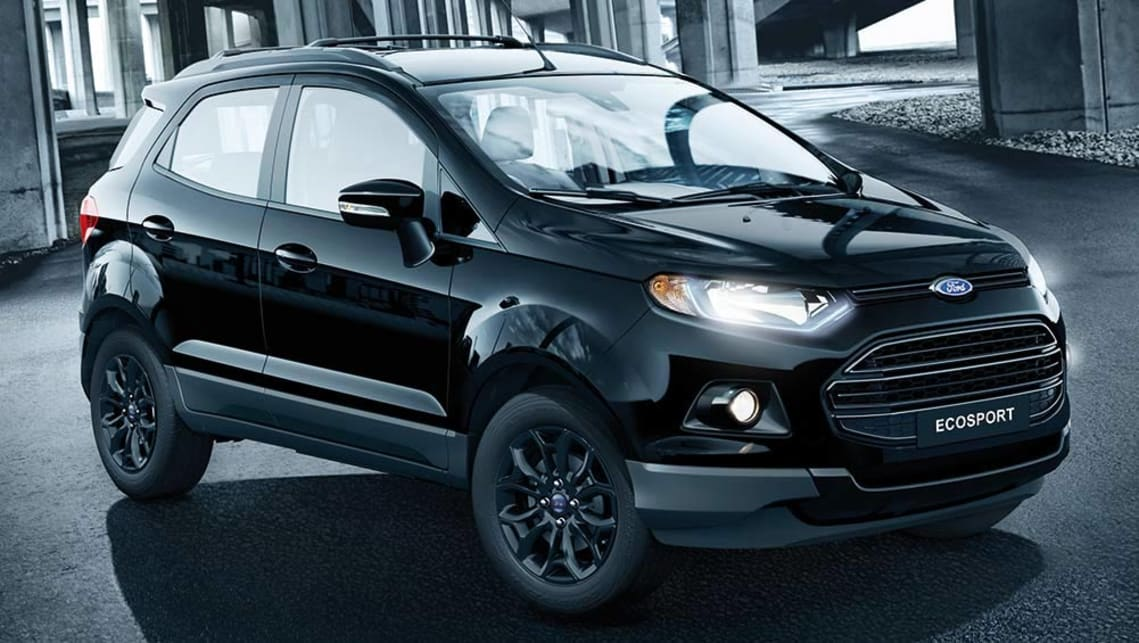 Ford EcoSport Shadow 2016
