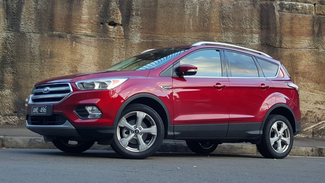 Ford Escape Trend FWD 2018 review: long term | CarsGuide