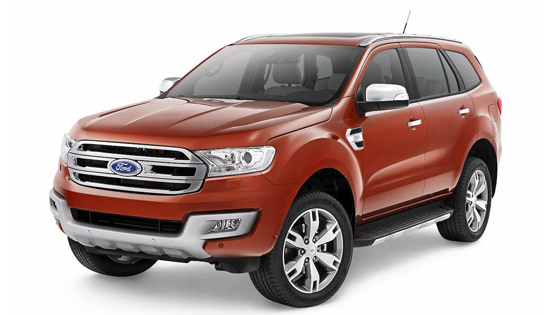 2015 ford everest new car sales price car news carsguide Ford motor auto sales