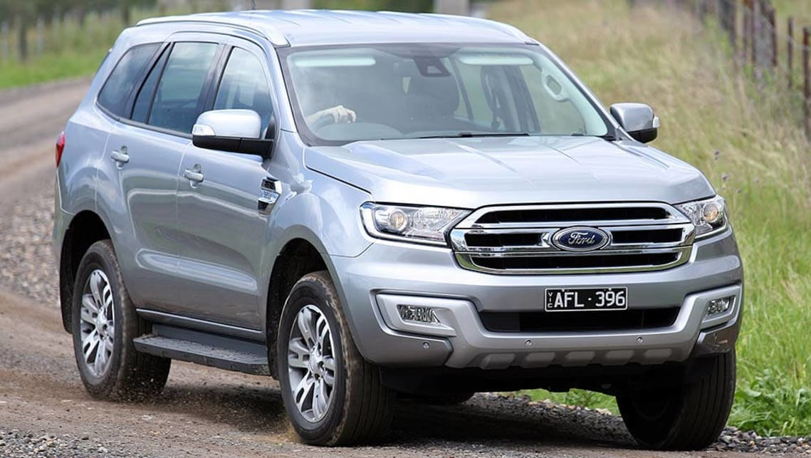 2016 ford everest trend review long term carsguide. Black Bedroom Furniture Sets. Home Design Ideas