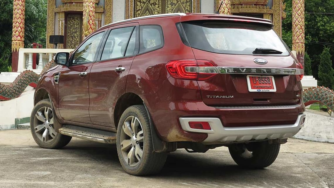 7 Seater Suv List >> Ford Everest 2015 review | CarsGuide