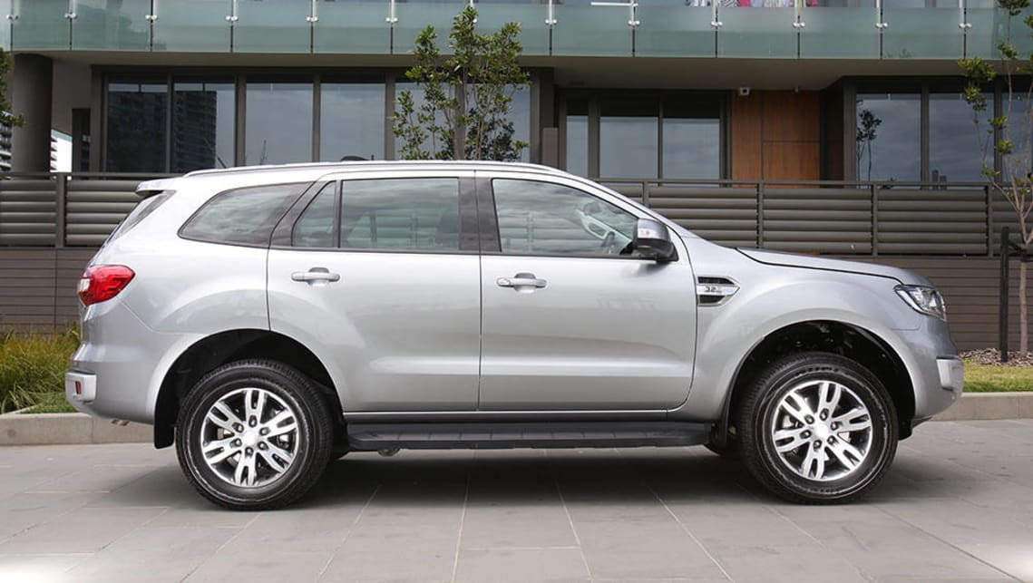 2016 Ford Everest Trend 2WD. 2016 Ford Everest Trend 2WD.