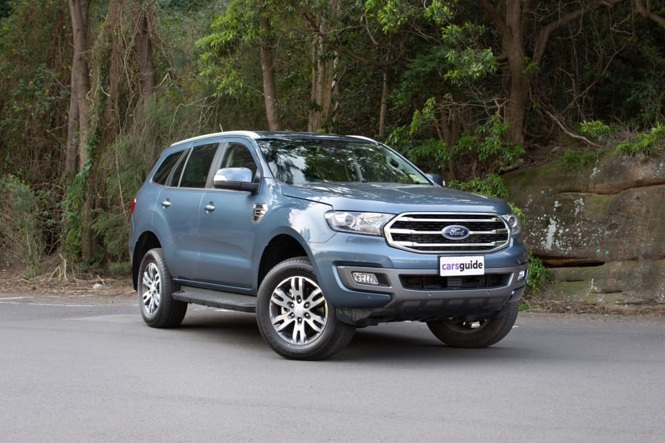 Ford Everest Trend Bi-Turbo 2019-2020 review