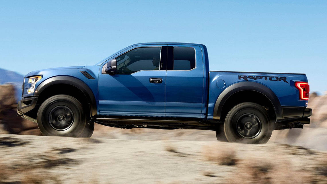 Ford Ranger Raptor Under Consideration