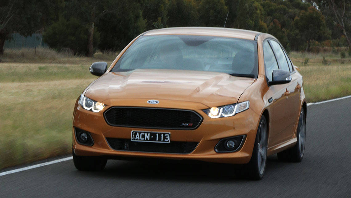 2015 FG X Ford Falcon XR8