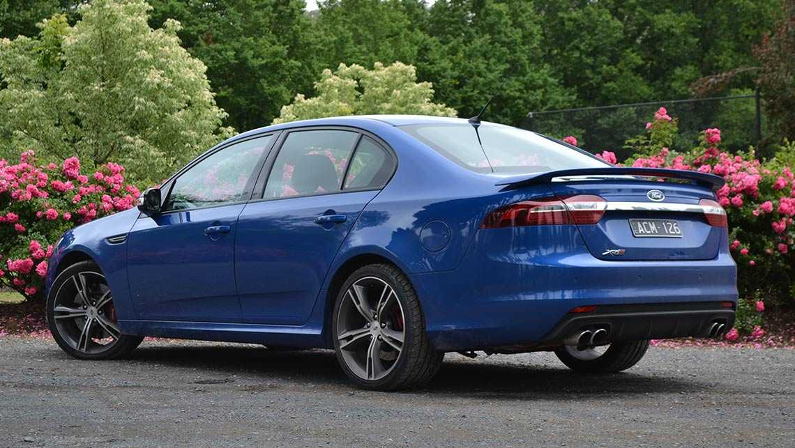 2015 FG X Ford Falcon XR8 review  CarsGuide
