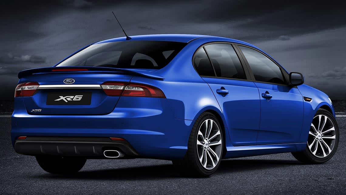 Ford Falcon Fg X 2015 Review Carsguide