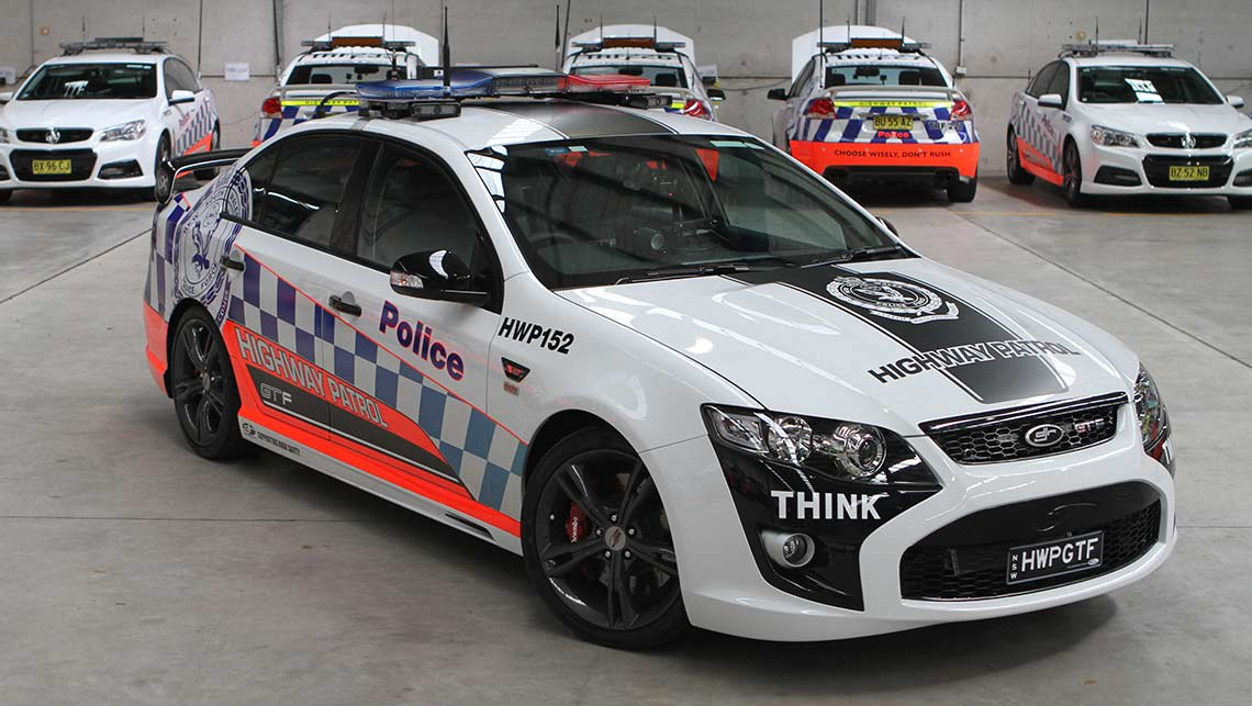 Australia S Most Powerful Police Car Car News Carsguide