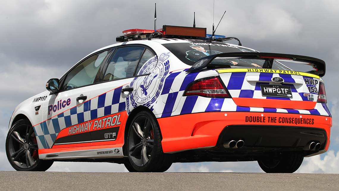 Australia's most powerful police car - Car News | CarsGuide