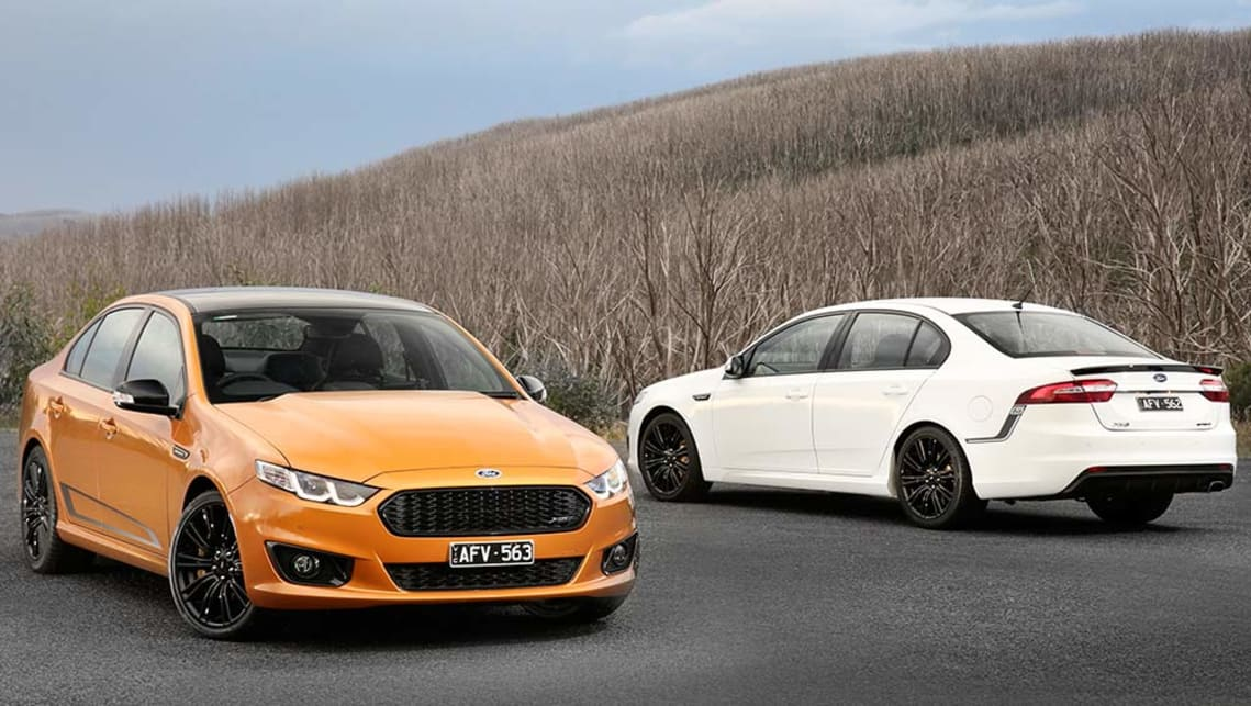 2016 FG X Ford Falcon XR6 Sprint and XR8 Sprint review ...