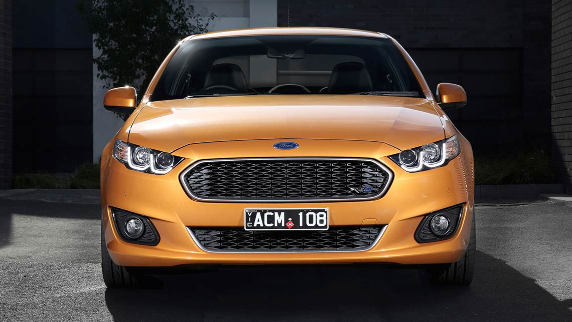 Ford Falcon EcoLPi 2015 review | CarsGuide