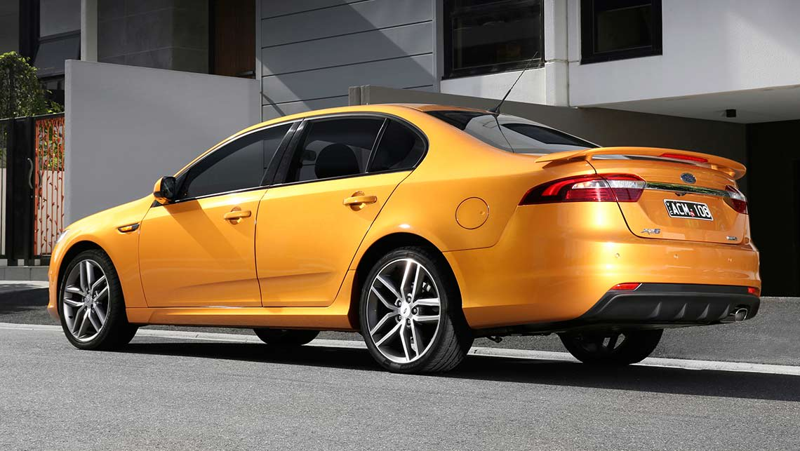 2015 Falcon Xr6 Review Carsguide