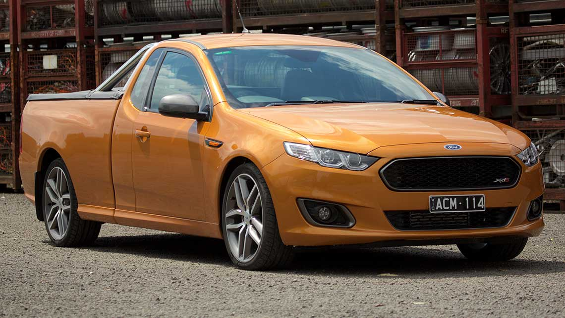 ford falcon ute 2015 review carsguide. Cars Review. Best American Auto & Cars Review