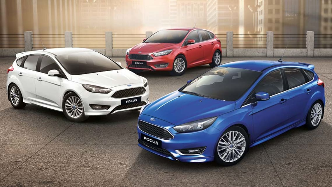 Ford Focus 2015 review  CarsGuide