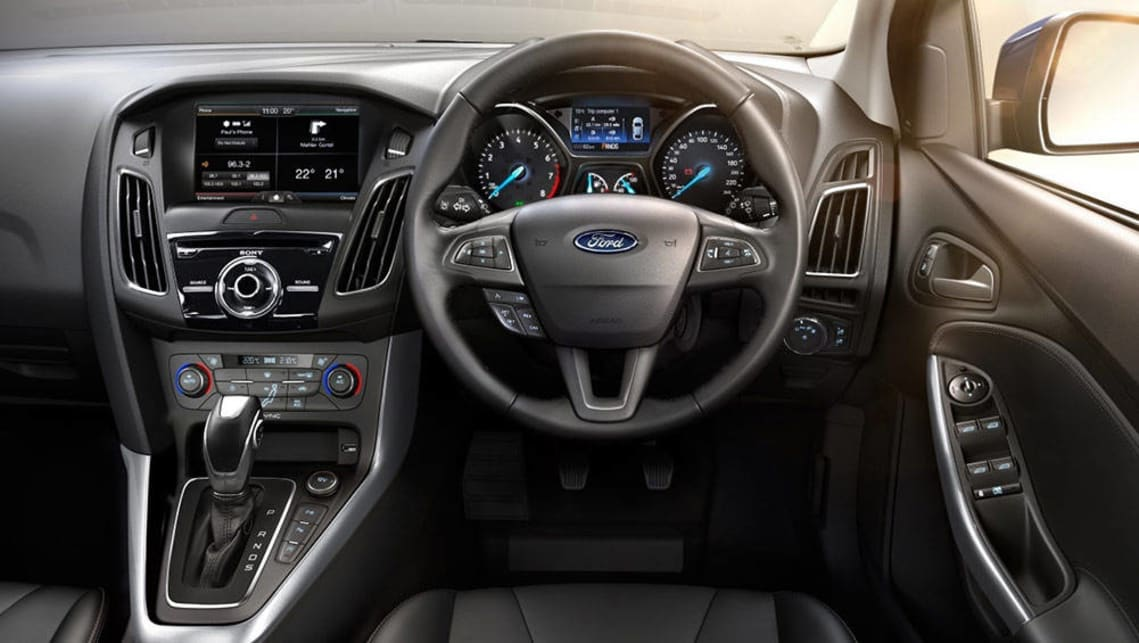 2015 Ford Focus New Car Sales Price Car News Carsguide
