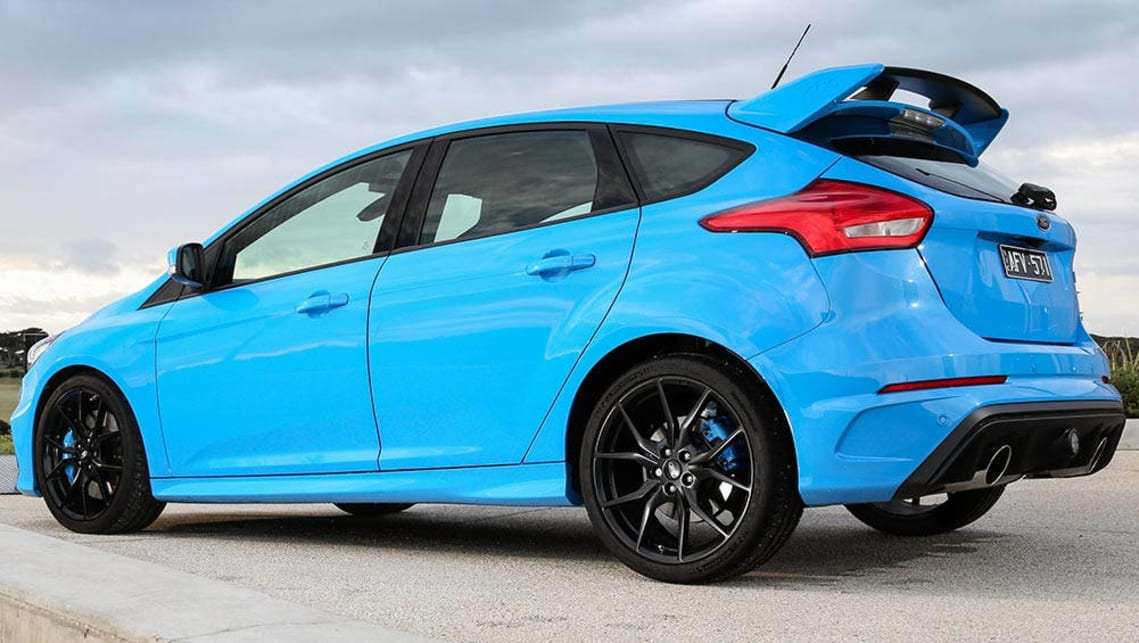 Ford Focus Rs 2016 Review First Australian Drive 43977 on first ford focus