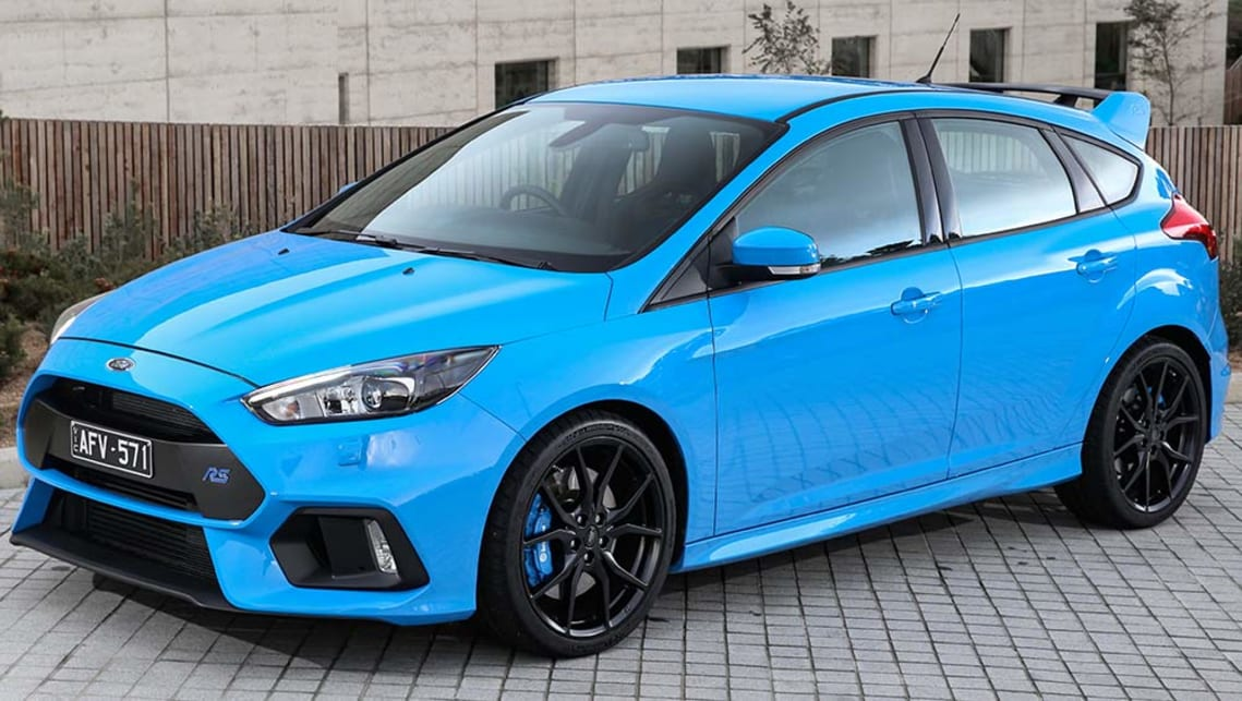ford focus rs 2016 review carsguide. Black Bedroom Furniture Sets. Home Design Ideas