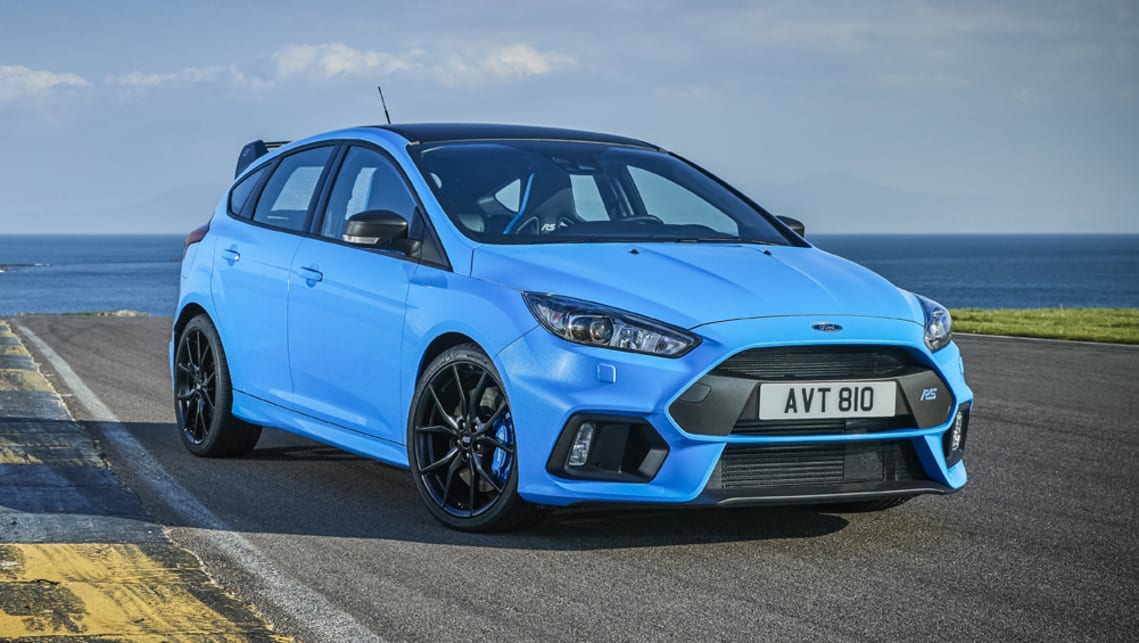 Ford Focus Rs Limited Edition 2017 Pricing And Spec
